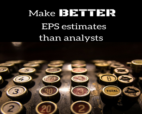 make better eps estimates