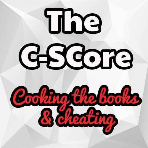 c score