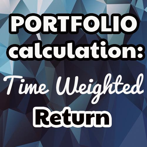 portfolio calculation